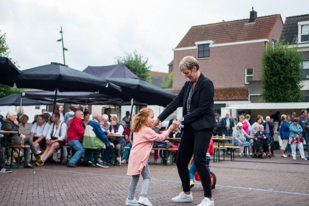 De Weerkomm'n Dage zijn een feest voor jong en iets ouder.  © DPG Media