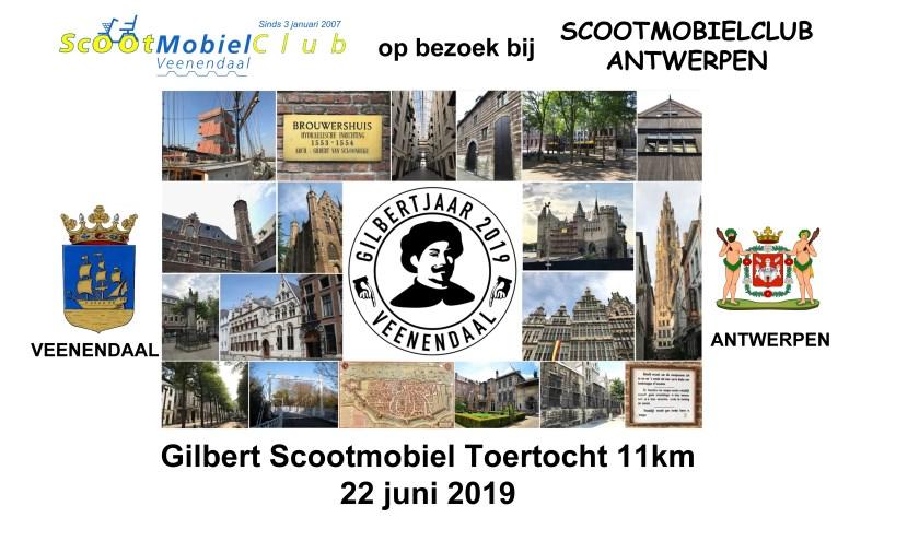 Collage Antwerpen