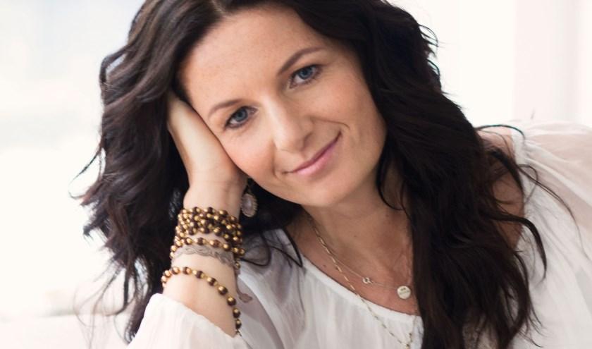 Rosalinda Weel gaat zorgen voor een inspirerende lezing die is gebaseerd op haar boek. Foto: Saskia Kerkhoff