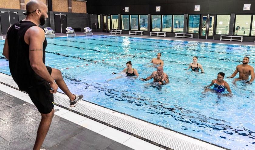 Foto: Tijmen Kielen/Zwemcentrum Rotterdam