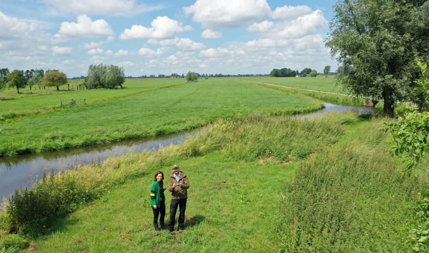 Stijn Philips maakt een natuurfilm over de vier seizoenen in de Alblasserwaard. (Foto: Privé)