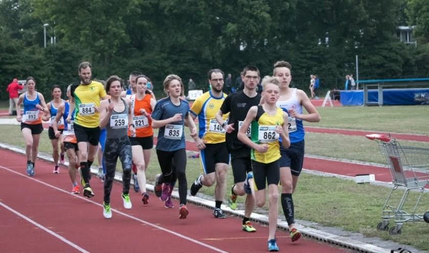 Voor wie denkt dat het Snelle Atleten Programma (SAP) van GVAC iets kan betekenen, kan zich aanmelden via theovandiessen1954@ziggo.nl FOTO: Kramer Fotografie.