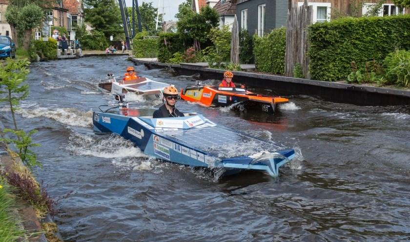 Aanstaande zaterdag vindt in Heusden de derde wedstrijd van de Young Solar Challenge plaats. Onder de deelnemers ook een team van SG De Overlaat uit Waalwijk.
