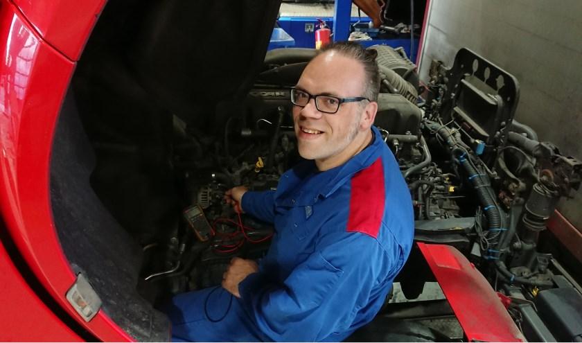 Richard Meulmeester uit Vaassen is verkozen tot één van de drie landelijke finalisten van de DAF National Technician of the Year-wedstrijd.