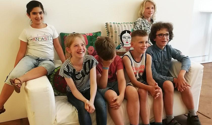 """Petra Boonstra: """"Kinderen zijn nog zo lekker vrij in hun reactie en hun mening, zonder kennis en bedenkingen, die volwassenen vaak hebben."""""""