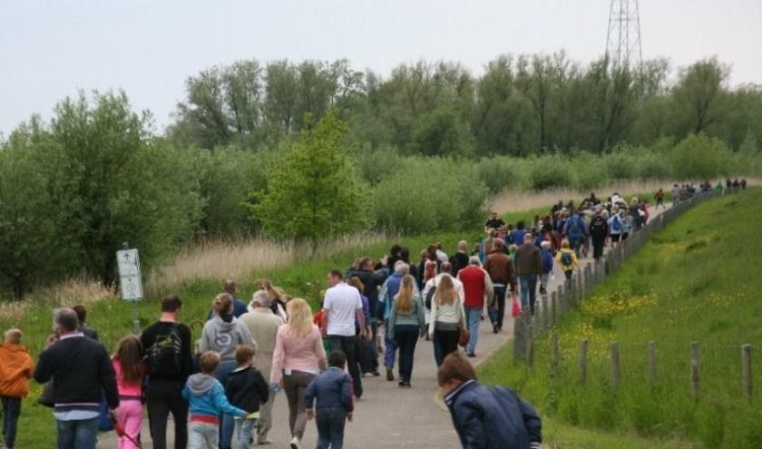 Ook dit jaar wordt het weer een sportief én gezellig wandelevenement voor alle leeftijden in Albrandswaard.