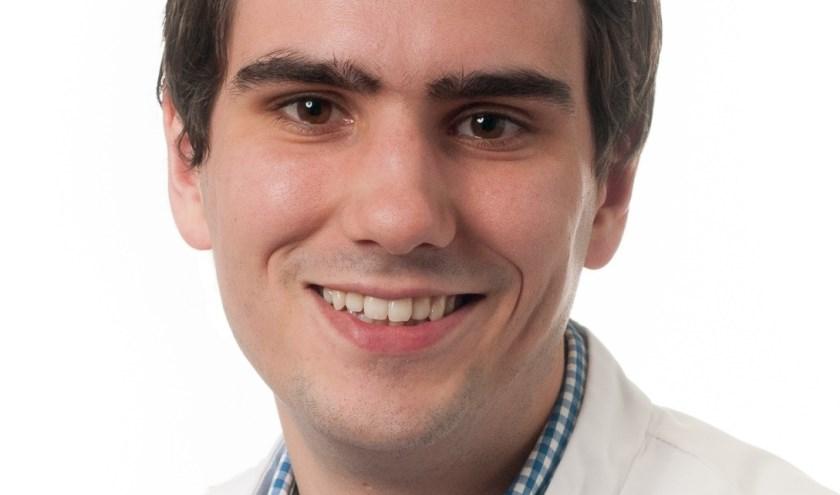 Dankzij Tim Fabius kan slaapapneu met behulp van een simpele meting van het zuurstofgehalte in het bloed worden uitgesloten.