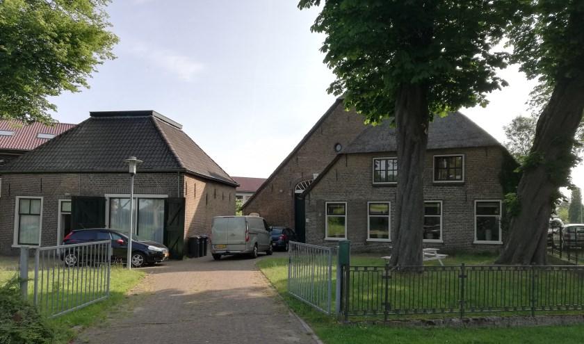 De oude hofstee Haaswijk. (foto: BuitenZinnig)