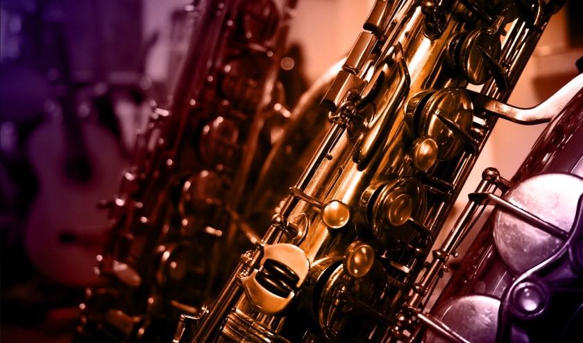 Saxofoon.