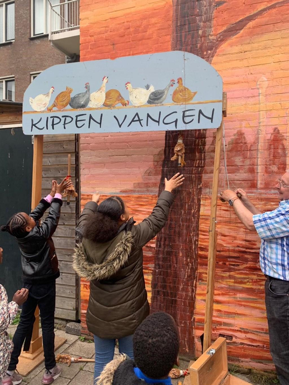 Kippen Vangen Foto: Ilayda  © DPG Media
