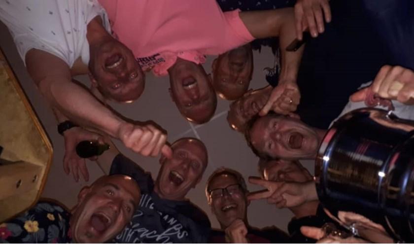 Het 35 plus-team van ATC'65 uit Hengelo heeft vrijdagavond het Makato-toernooi gewonnen.