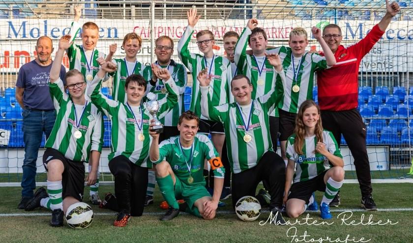 Winnaar SC Genemuiden