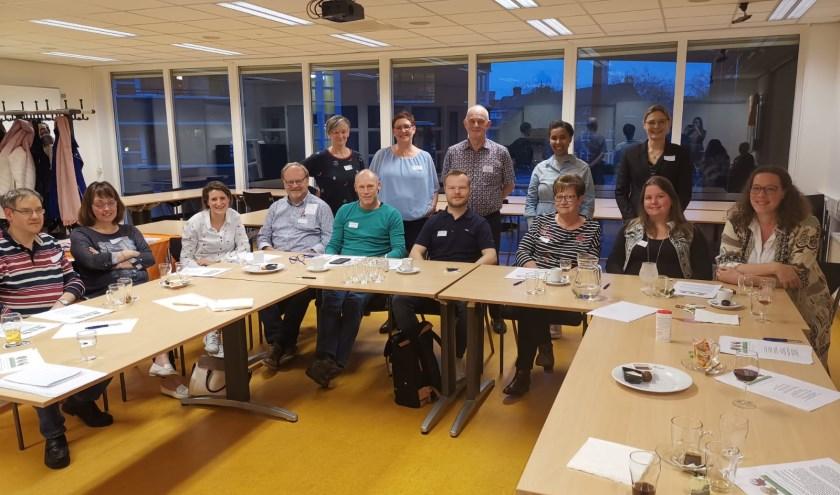 MEE organiseert regelmatig leuke, leerzame bijeenkomsten waar haar vrijwilligers elkaar kunnen ontmoeten. FOTO: MEE.