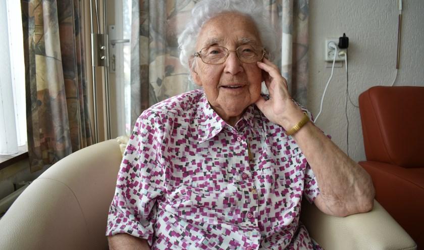 Mevrouw Weijgand heeft een hoop goede herinneringen aan de Hofbogen.