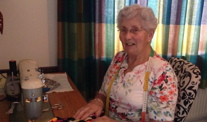 Marietje wil haar (oud-)cursisten graag weer zien. (Eigen foto)