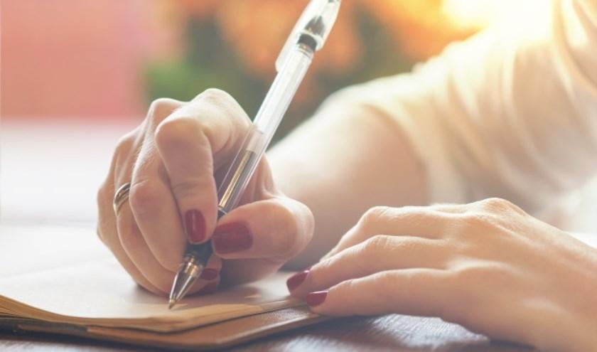 Voor veel mensen is schrijven een vanzelfsprekendheid, voor anderen juist een probleem.