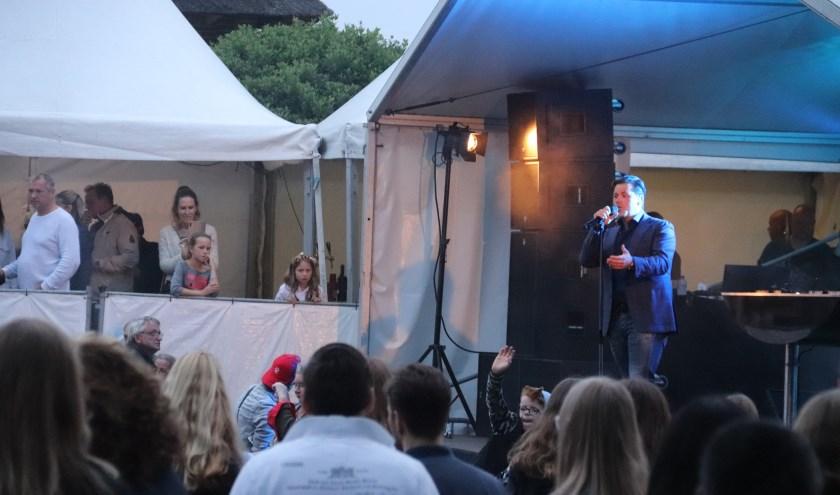 Tot in de halve finale van de Voice of Holland reikte hij Quido van de Graaf die het spits afbeet bij Culemborg Bijvoorbeeld.