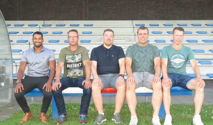 De nieuwe Technische Commissie van RWB uit Waalwijk.