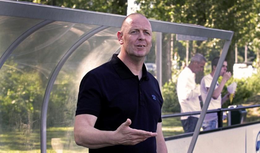 Ronald van der Zalm heeft een nieuwe club gevonden, hij gaat aan de slag bij het Rotterdamse FC IJsselmonde (archieffoto: John de Pater)