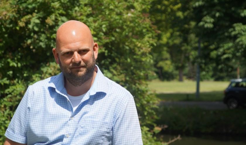 Tom Boersma wil dat het voor iedereen in iedere levensfase fijn is om in Woerden te wonen.