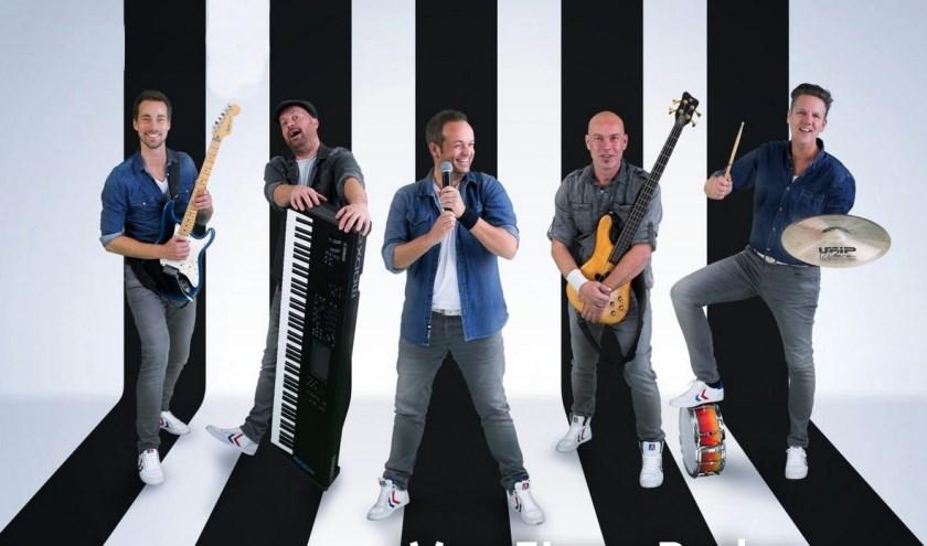 Band Van Eigen Bodem. Kijk voor mee rinfo over Plein 7 Recover over www.tpleinroosendaal.nl. Foto: archief VEB.