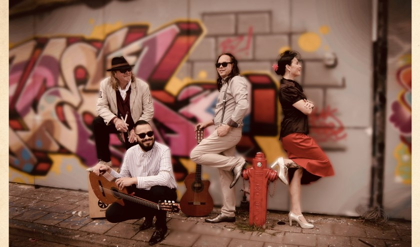 Remko and Friends band