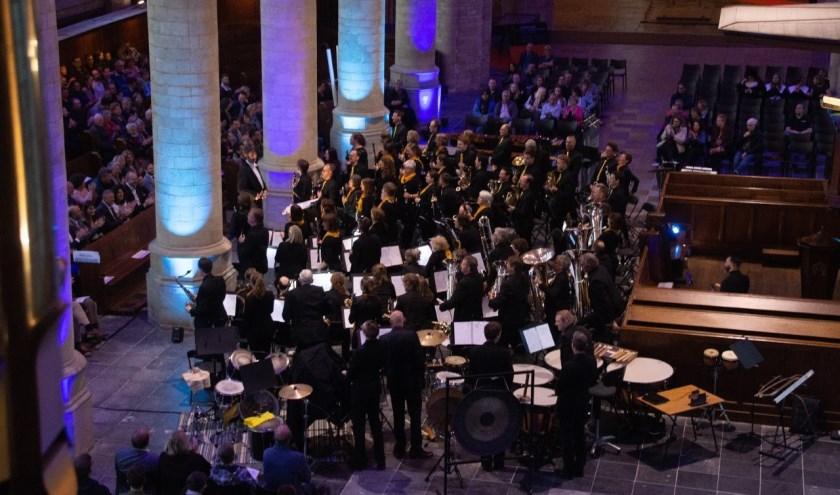 Concert in nieuwe kerk