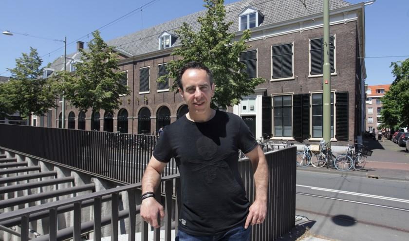 Sewan Mumcuyan bij Het Koorenhuis (Foto: Peter van Zetten).