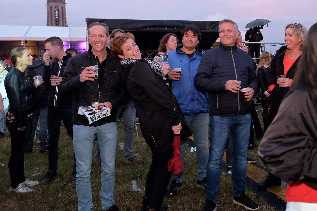 Achterberg heeft weer zin in de Rijnweek. (Foto: Max Timons)   © DPG Media
