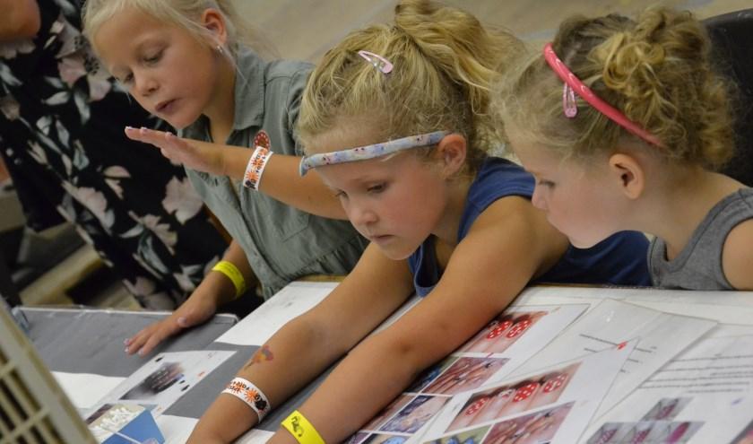 Aan het eind van iedere zomervakantie wordt sporthal de Wielewaal omgetoverd tot een waar kindervakantiespektakel, de 'Speel-In' genaamd. (Foto: Privé)