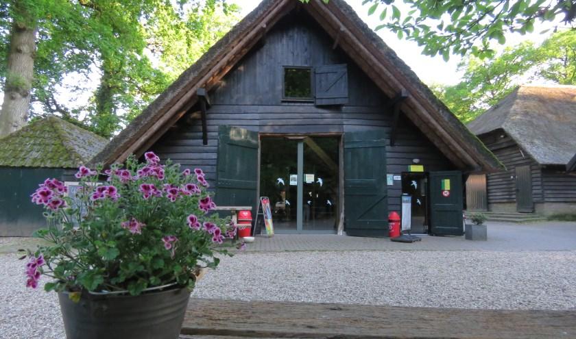 Bezoekerscentrum Staverden