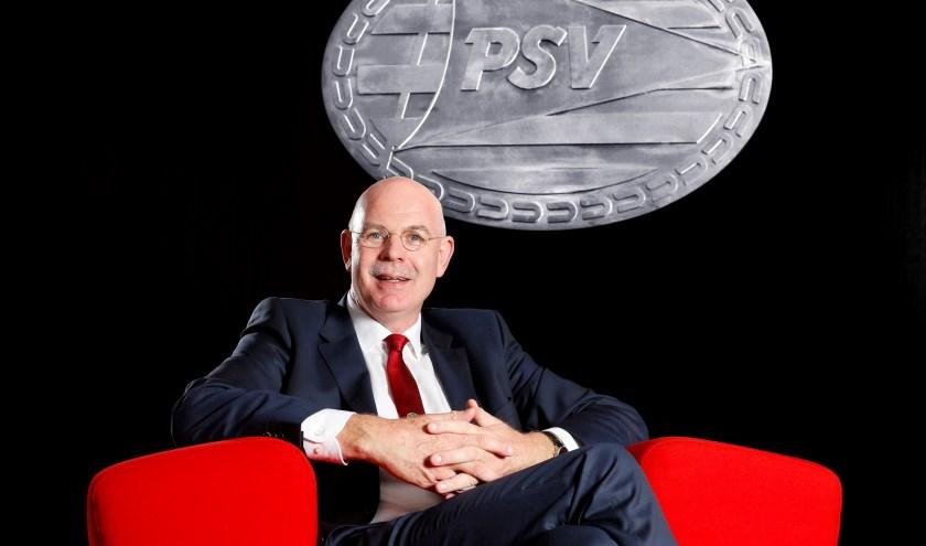 Toon Gerbrands, huidig directeur van PSV.