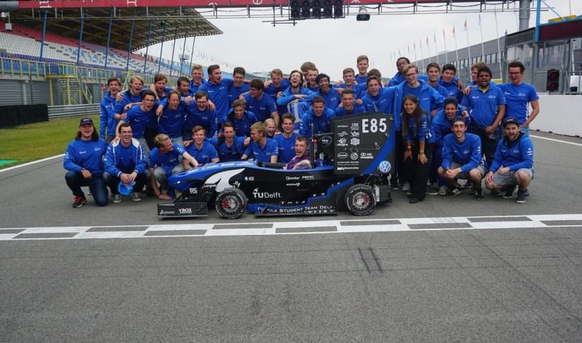 Formula Student Team Delft '19