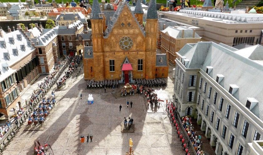 Eerste Prinsjesdaglunch in Veenendaal
