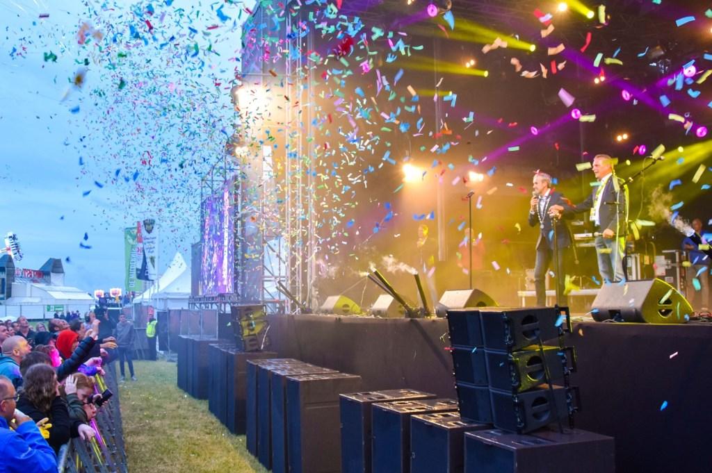De opening van de Rijnweek. (Foto: Lara van Gelderen)  © DPG Media