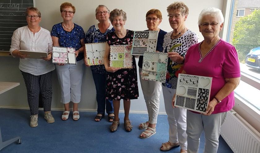 In Enter zijn er ook verschillende activiteiten van Stichting De Welle. (Eigen foto)