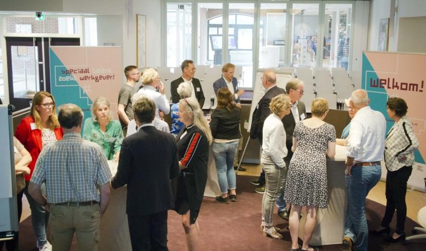 Bijeenkomst 'Speciaal talent zoekt werkgever'