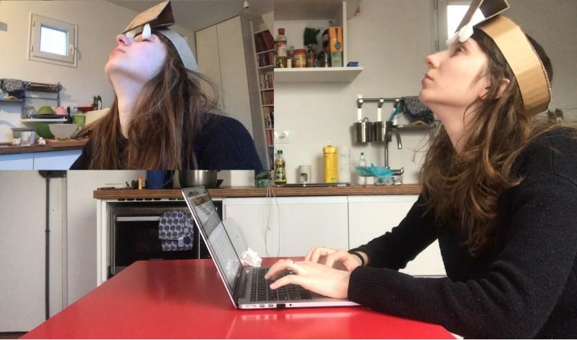 22 internationale kunstenaars, makers, hackers en onderzoekers geven de alliantie tussen vrouwen en machines opnieuw vorm.