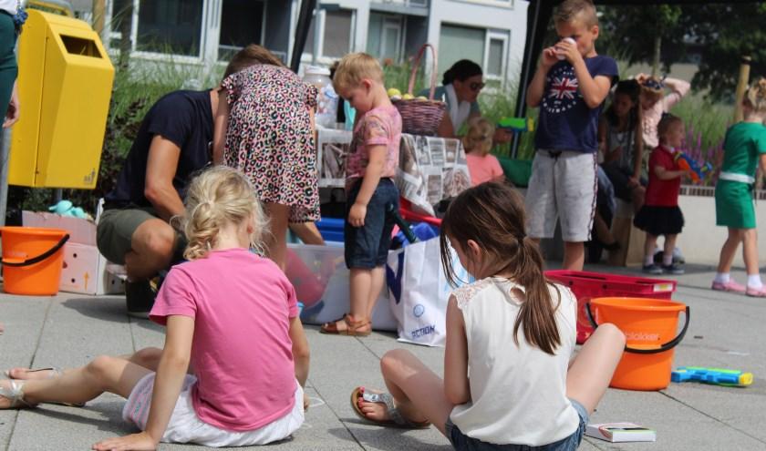 Speelgoed & Spraakmakers vindt elke woensdag plaats van 14.00 tot 16.00 uur. (Foto: Privé)