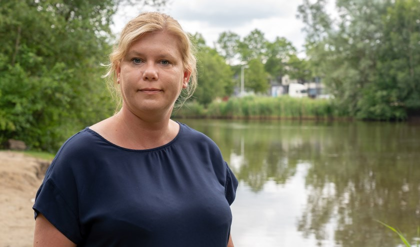 Het interview met Leontien van der Molen, adviseur watersysteem bij Vechtstromen, is te bekijken op www.vechtstromen.nl/waterkwaliteit. Foto: Paulien Wilkinson