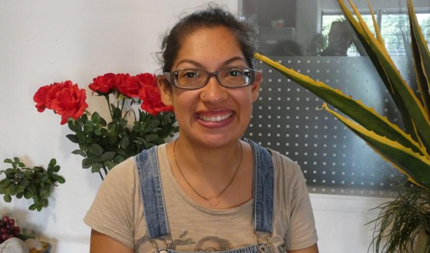 Romy Andeweg is met hart en ziel vrijwilliger bij Kringloopcentrum Amersfoort.