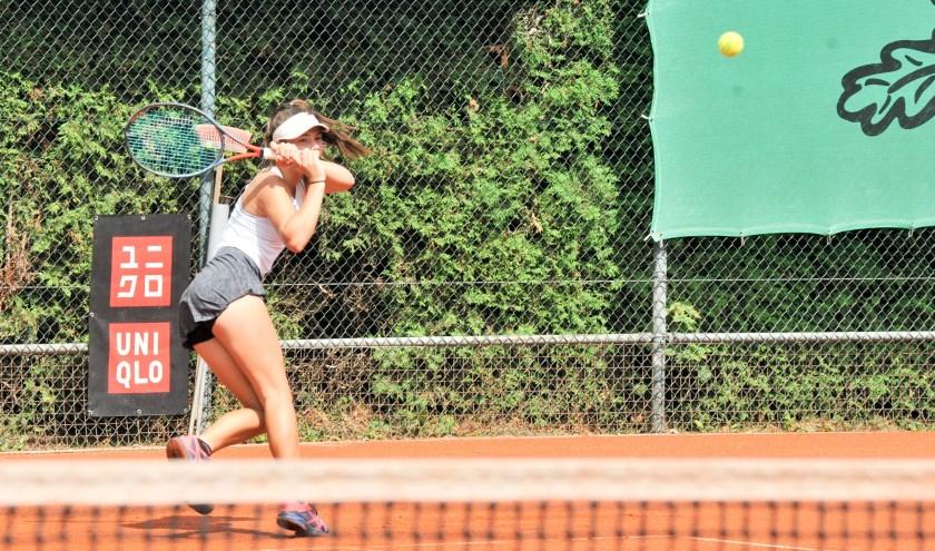 Het Australische talent Jessie Cully maakt aanspraak op titel.