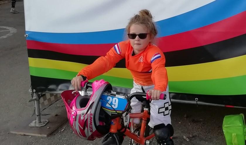 Kim van der Molen. (Foto: Foto: Angelique)