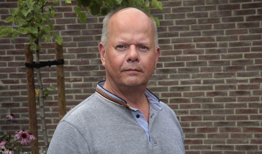 Peter de Haas maakt graag tijd vrij voor het voorzitterschap van Pelikaan.