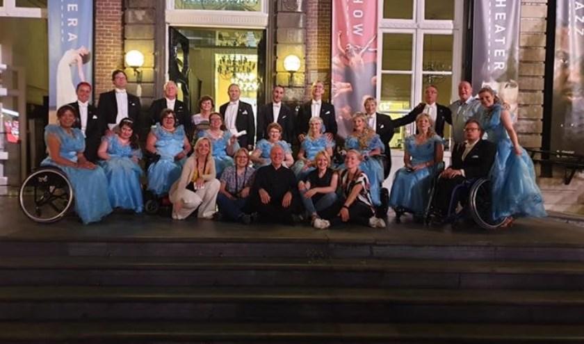 Na maanden van voorbereiden dansten De Swingende Wielen drie weekenden lang met duizenden bezoekers.