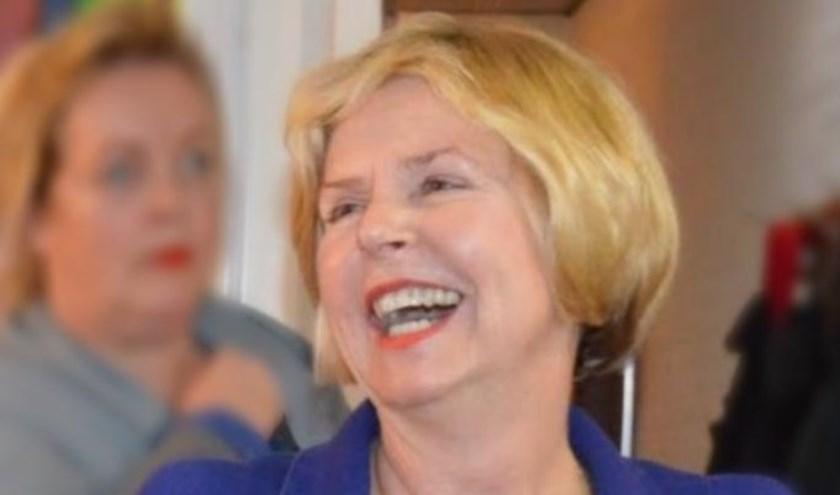 Ineke Aarts gaat met pensioen, ze neemt afscheid van 'Het Mozaïek'. Op 18 juli is er een afscheidsreceptie. Eigen foto