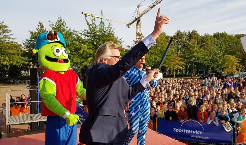 Tijdens de Schoolsport Olympiade in september 2018 werd Sjors Sportief gelanceerd. Ook in 2019 gaat Sjors Sportief door.