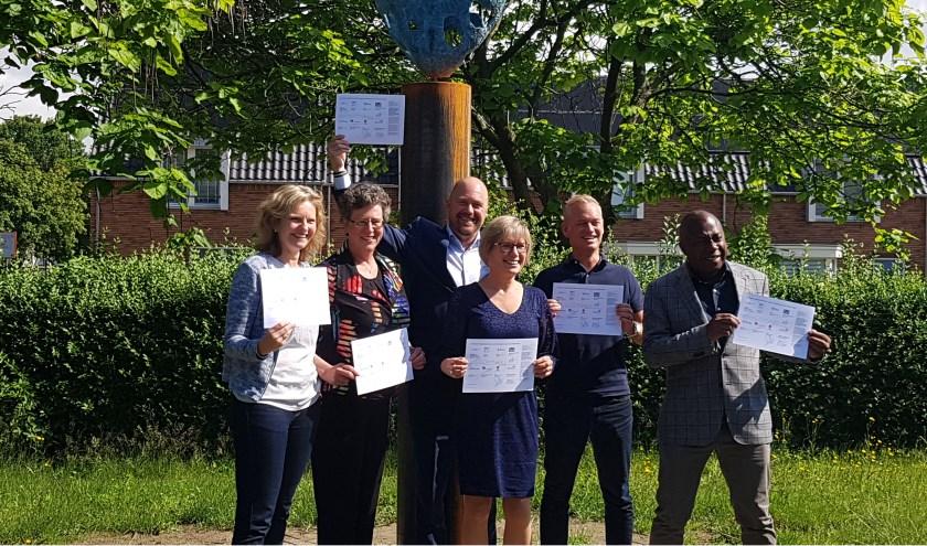De officiële start van de Proeftuin vond plaats  in de Bergse wijken Gageldonk en Warande op 21 juni.
