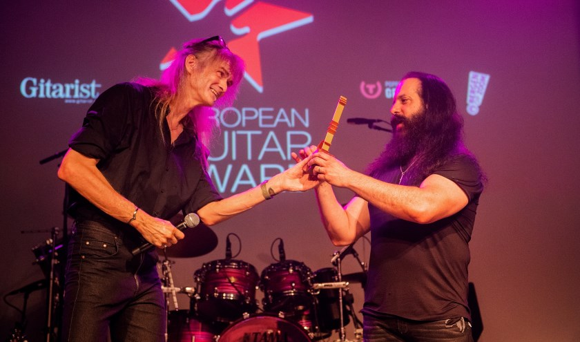 Sena Performers European Guitar Award 2019 - photo by Kim Balster