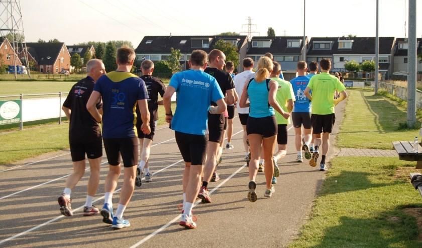 hardlopen voor beginners bij b.o.d. de Sprinters
